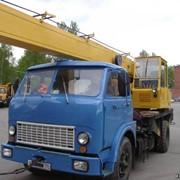 Автокран 20-25 т