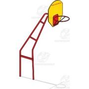 Баскетбольная стойка ТМ-2м (без сетки) фото