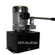 Насосная гидравлическая станция для питания гидропривода Модель PPC380/3-6-15B фото