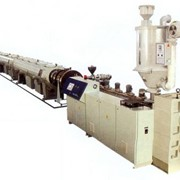 Высоко-эффектная экструзионная линия по производству труб из РЕ, РР и РВ