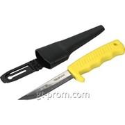 Нож универсальный в пластиковых ножнах T01001 фото