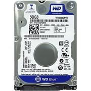 Жесткий диск HDD 2,5' Western Digital WD Scorpio Black 500 GB (WD5000LPVX) фото