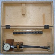 Микрометрический нутромер фото