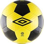 Umbro Мяч футбольный Heo Classic 20594U р.5 желтый/черный фото