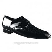 Обувь мужская для танцев стандарт модель № 168 фото