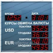 Табло валют Электроника 7 1038 фото
