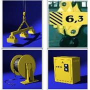 Динамометры электронные для автоматизации взвешивания груза фото