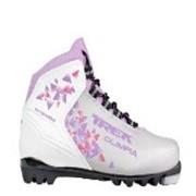 Ботинки Лыжные Trek Olimpia Женская Серия Сиреневый фото