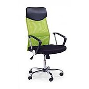 Кресло компьютерное Halmar VIRE (черно-зеленый) фото