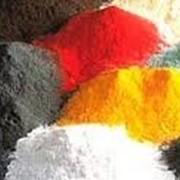Пигменты для бетона, пигмент железоокисный черный 722 фото