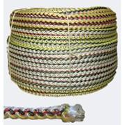 Шнур вязанный с сердечником В4 фото