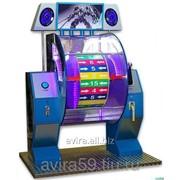 Игровой автомат детскийКолесо Робот фото