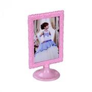 """Рамка для фото(10х15) """"Ажур"""" вертикальный (розовый) фото"""