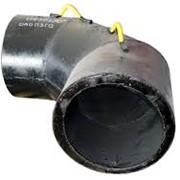 Отводы диам 630 из труб заказчика фото