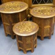 Мебель из Индии фото