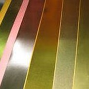 Упаковки из металлизированного картона фото