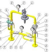 Шкафные газорегуляторные пункты ШРП - RP/011..022..033-AP-FS