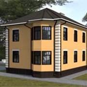 Дом типовой, Проект Дарья фото