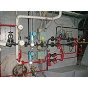 Монтаж и реконструкция систем газоснабжения. фото