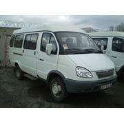 Автобусы ГАЗ 32213-414 фото