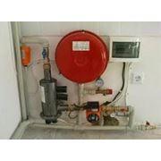 Энергосберегающая отопительная электроустановка фото