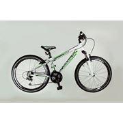 "Велосипед Comanche ARECO 12.5"" White (24"") фото"