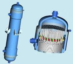 Установка грунтового теплообменника Кожухотрубный конденсатор ONDA M 63 Новосибирск
