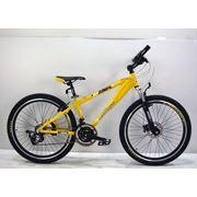 Велосипед горный Azimut Jumper фото