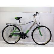 Велосипед Azimut GAMMA-355 (Алюминиевая рама) фото