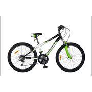 "Велосипед Comanche PONY L 11"" Green/Green (24"") фото"