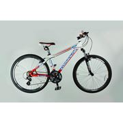 "Велосипед Comanche NIAGARA M 15"" White/Red (26"")"