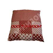 Подушка цветная с наполнителем фото