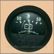 Указатель силы тока 50А (Амперметр) фото