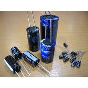 Конденсатор с гибкими радиальными выводами (3,3mkf, 160v, 105°С, 6,3*11) - Аналог К 50-35