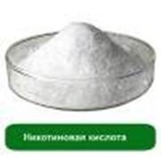 Никотиновая кислота, 1 кг фото