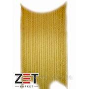 Штора декоративная из бамбука плетённая кольцами 110*200 опт фото