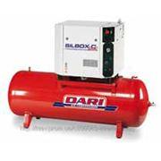 Компрессор роторный DARI DRK SD 1010-500F Напряжение питания: 380-400 V ~ 50 Hz, Объем ресивера: 500, Потребляемая мощность: 7500, Производительность: