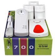 Беспроводная охранная GSM-сигнализация Х700 фото