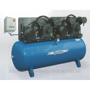 Компрессор REMEZA СБ4/Ф-500.LT 100 Гарантия: 12, Напряжение питания: 380-400 V ~ 50 Hz, Объем ресивера: 500, Потребляемая мощность: 7500,