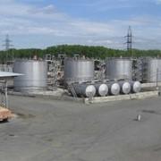 Зачистка резервуаров и емкостей от нефтепродуктов фото