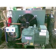 Агрегаты на базе компрессоров Bitzer фото