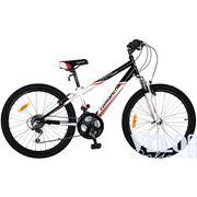 "Велосипед Comanche PONY M 125"" Black/White (24"") фото"