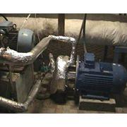 Установка вихревых электрических теплогенераторов ТГС7 (нового поколения) фото