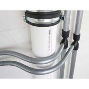 Замена труб Монтаж теплообеспечения Замена труб на пластиковые Киев. Цена. Фото фото