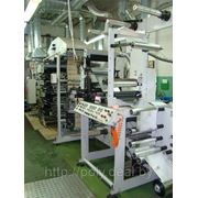 Флексографическая машина Gramex FN 8-410, 2007 г. в. фото