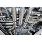 Проектирование и монтаж вентиляционных систем и систем кондиционирования фото