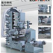 6-ти красочная Флексографская печатная машина ATLAS-450 фото