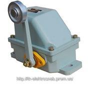 КУ-701 У1, рычаг с роликом, 10А, IP44, 2 эл. цепи, выключатель концевой (ЭТ) фото