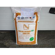 Холин хлорид, мин. 60%, носитель-измельченный стебель кукурузы. фото