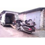перевезти мотоцикл по Киеву фото
